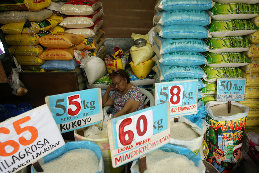 'Who started it? America!' Duterte blames Philippines inflation on 'friend Trump' & his trade wars