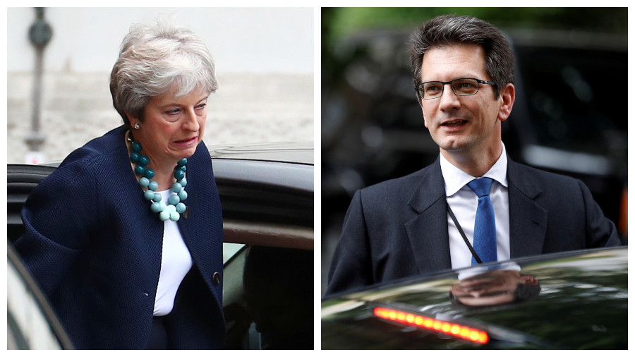 'You'll split the party': Brexiteer warns PM over soft-Brexit deal