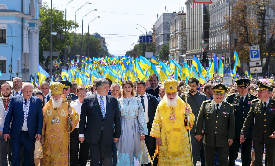 Recognizing Ukrainian Church would bring schism to Orthodox Christianity – Moscow