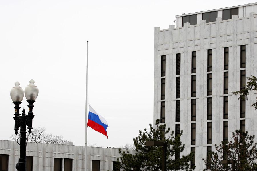 Consular visits as proof of guilt? Russian Embassy slams Butina prosecutors & neo-McCarthyism