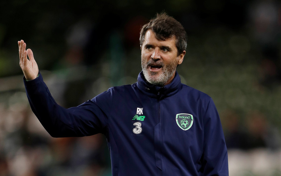 'You've been a p**** your whole life!': Irish coach Keane in alleged foul-mouthed rant at player
