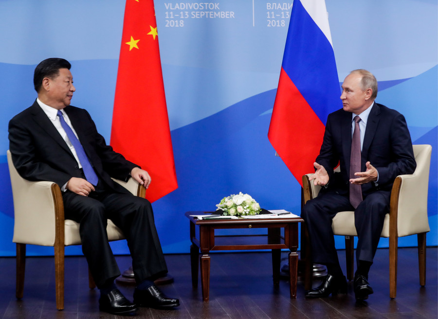 Unpredictable geopolitical climate makes Russia-China ties more important – Xi Jinping