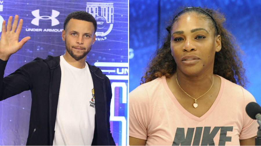 Steph Curry says Serena Williams showed 'grace & class' in US Open final, internet raises eyebrows