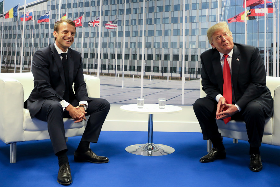 French disapprove of Trump, no longer consider US 'trusted ally' – poll