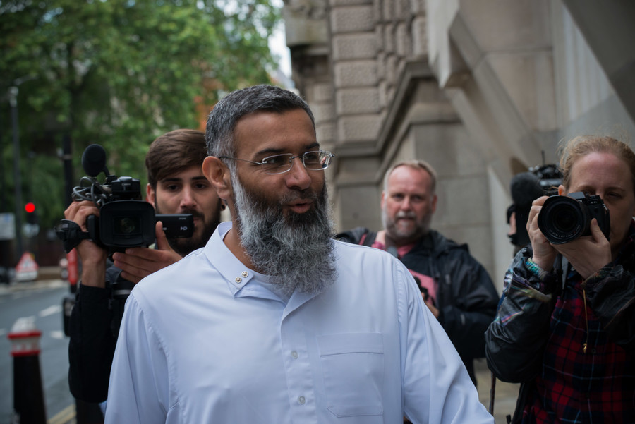'Genuinely dangerous' hate preacher Anjem Choudary to be released from jail
