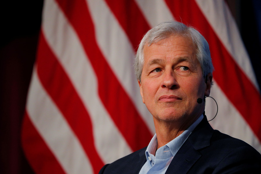 'Nervous mess' Jamie Dimon lacks 'smarts' to run for president – Trump