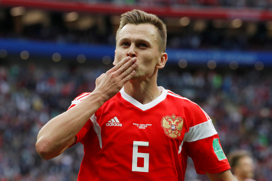 CLEAN! - Russia's World Cup top scorer Denis Cheryshev cleared of doping suspicions