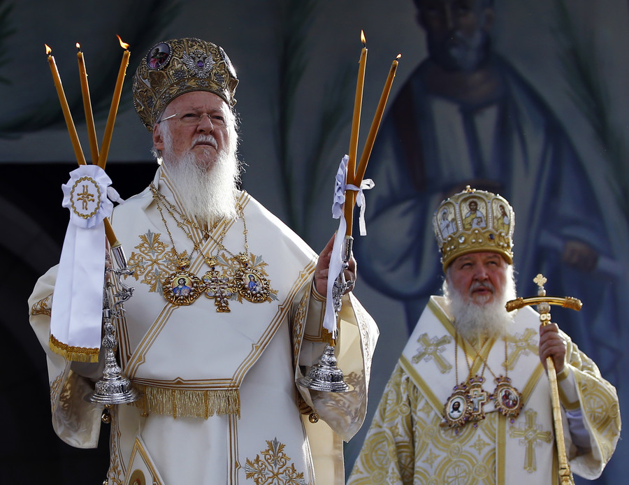 Holy divorce: Russian Orthodox Church quits Constantinople-led structures