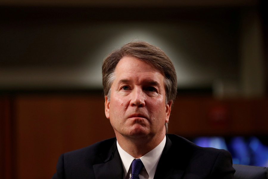 Kavanaugh accuser comes forward as Democrats seek to block SCOTUS nomination