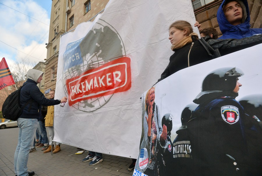 Russian Duma gives second nod to bill criminalizing the spreading of fake news