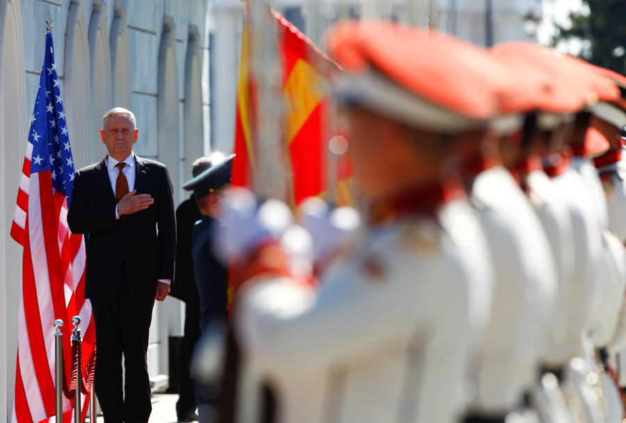 Western leaders descend on Macedonian 'battleground' as Moscow pulls its punches