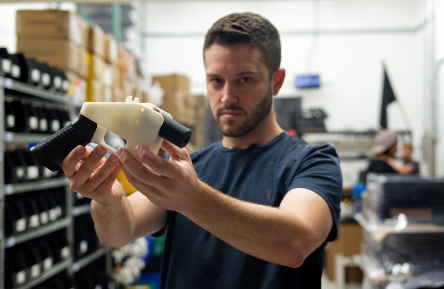 3D gun pioneer Cody Wilson wanted for sexual assault of a minor