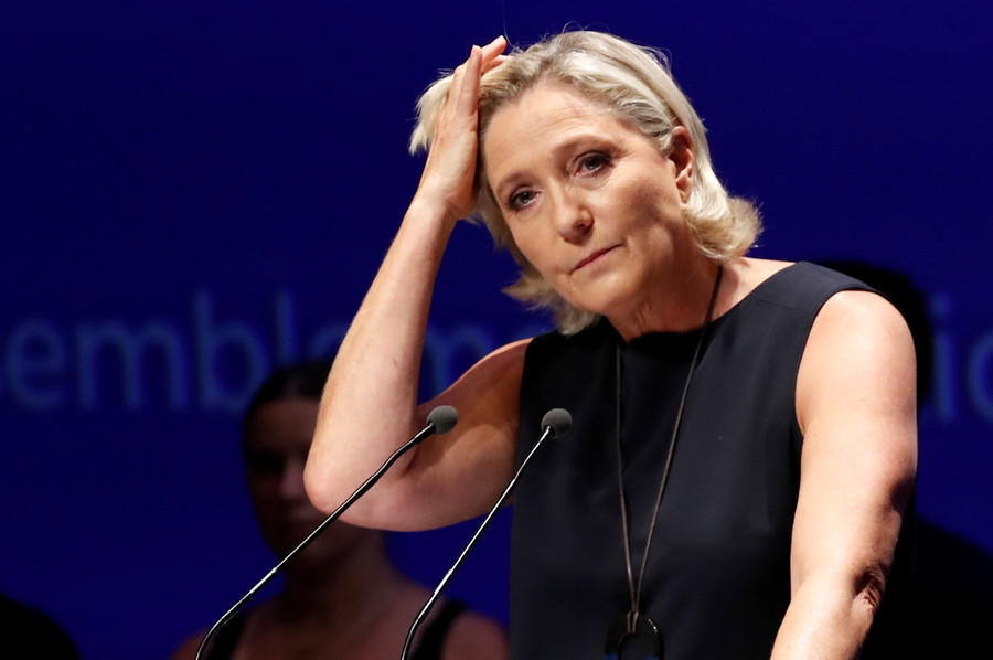 Court orders psychiatric evaluation for Marine Le Pen, she slams it as 'mind-blowing'