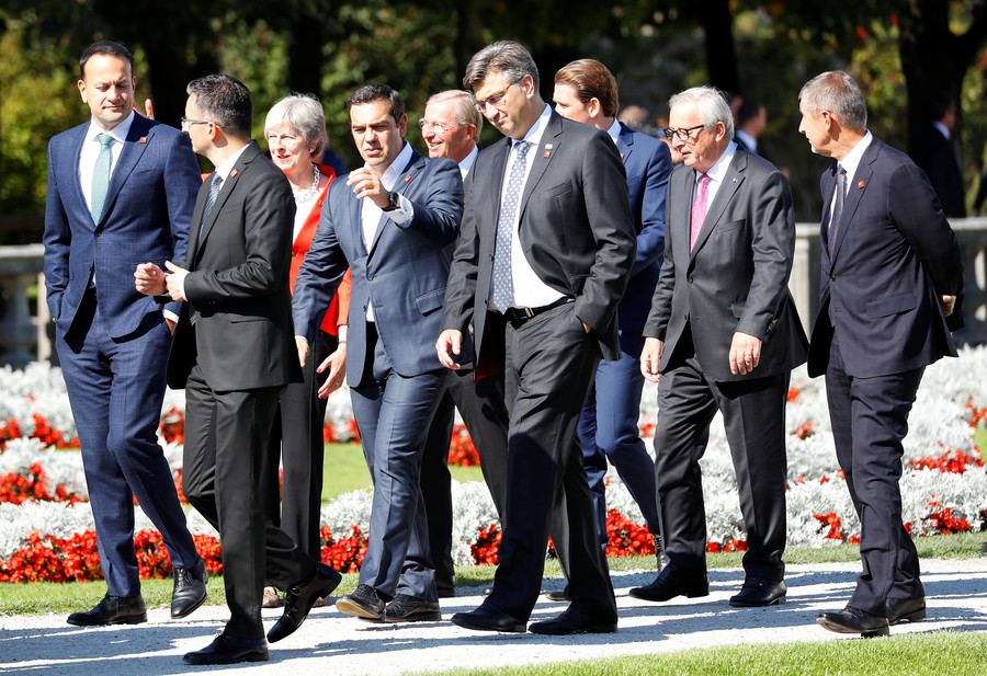 'The proposals aren't enough': EU leaders denounce May's failed Brexit plan