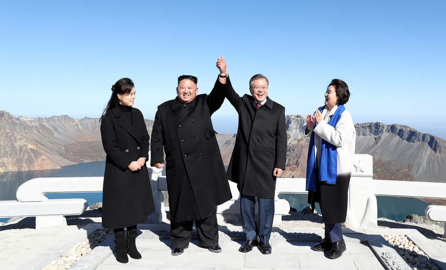 Korea's historic peace move puts onus on Washington to end conflict
