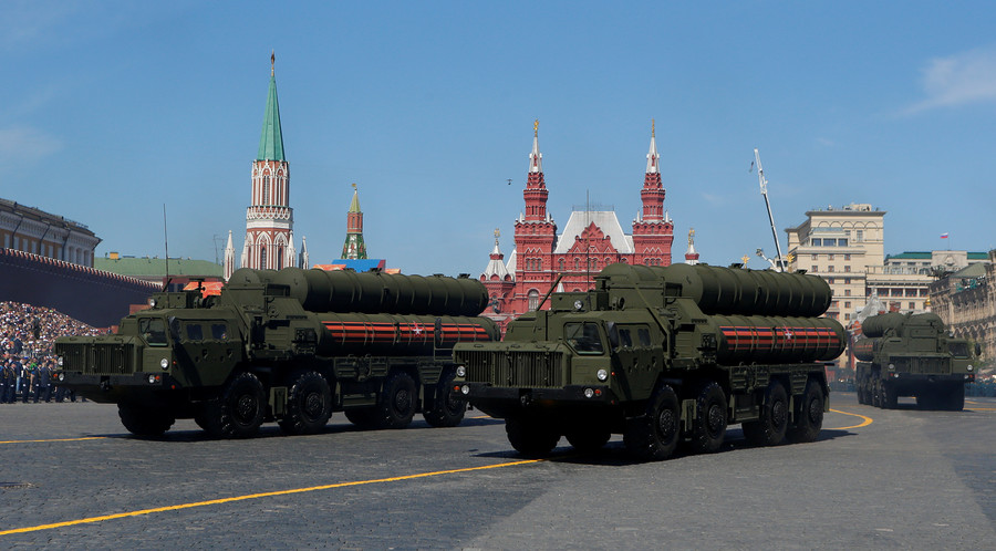 US sanctions aimed to squeeze 'main competitor' out of arms market – Moscow