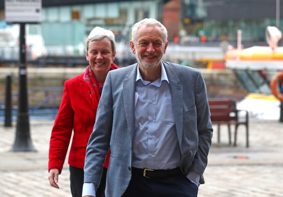 Labour to challenge May on Brexit deal and will trigger general election if it fails – Corbyn