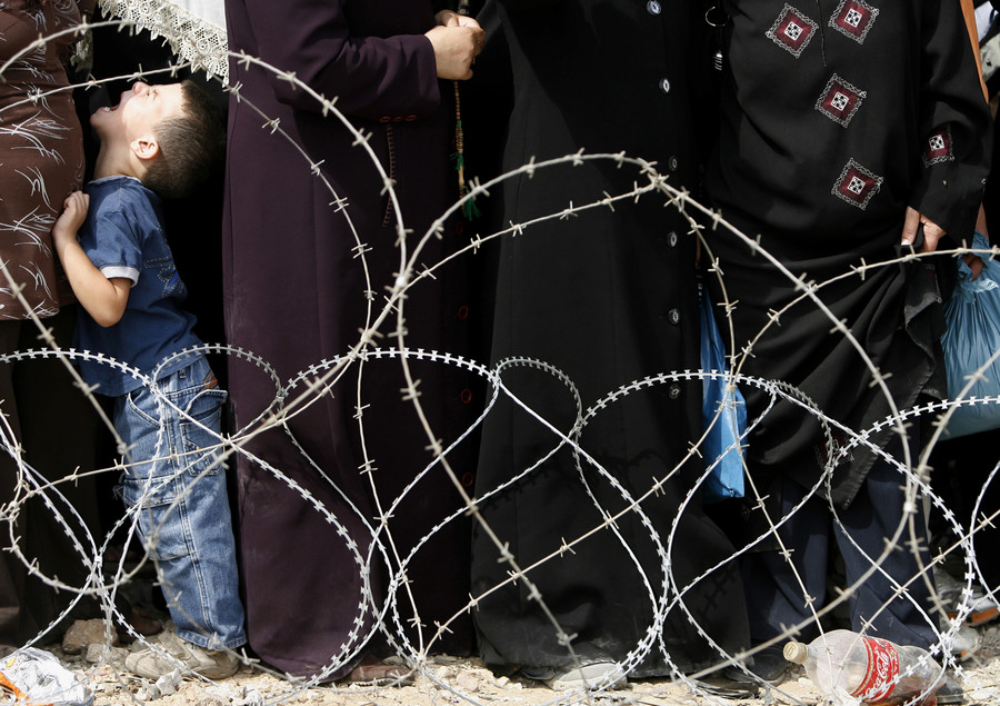 Israeli border guards arrested for 'stripping & sexually harassing' Palestinian women