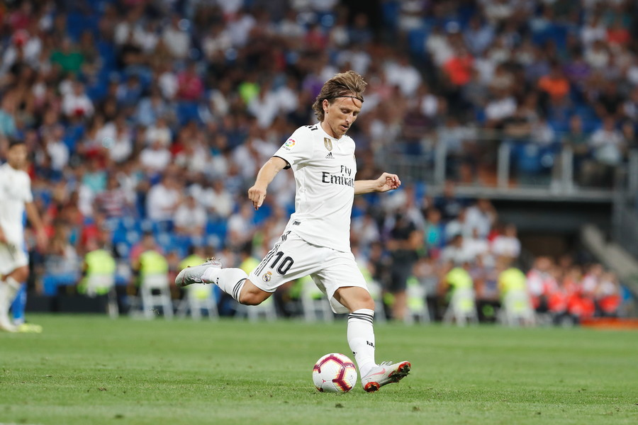 Modric Named World's Best, Ends Ronaldo-Messi Reign