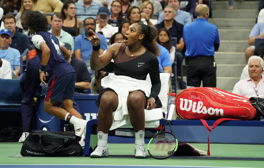'You were not coaching': Serena Williams signals anger at coach over US Open scandal