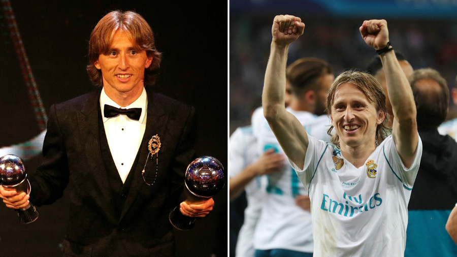 Modric moments: A look at The FIFA Best Men's Player's best bits
