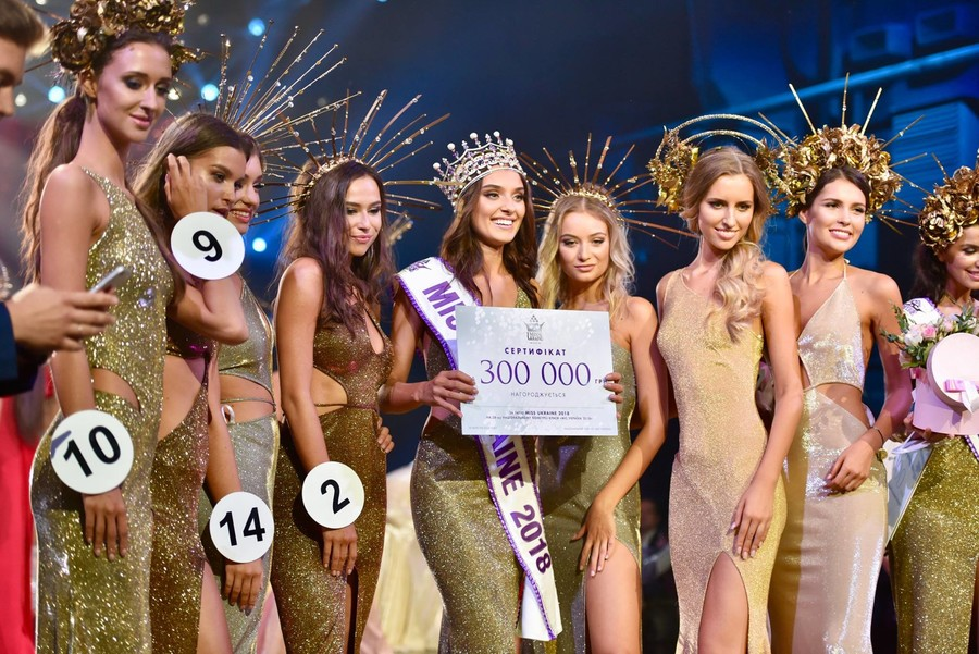 New Miss Ukraine refuses to give up crown after disqualification for being a divorced mother