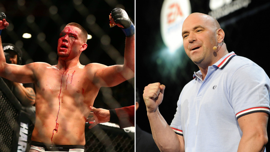'Happy to be part of history': Nate Diaz announces new UFC superfighter division despite Dana denial