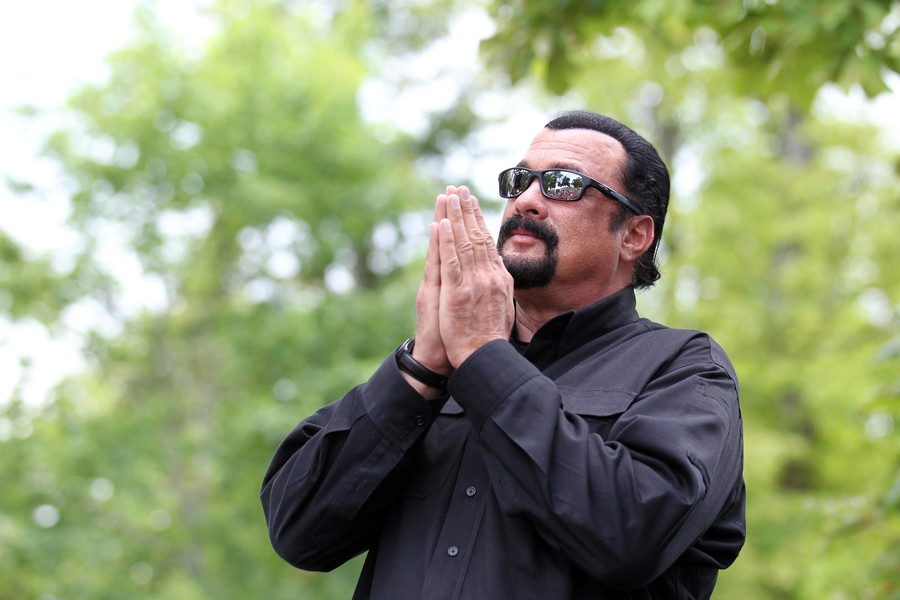 Steven Seagal was 'half joking' about desire to govern Russia's Far East region – agent