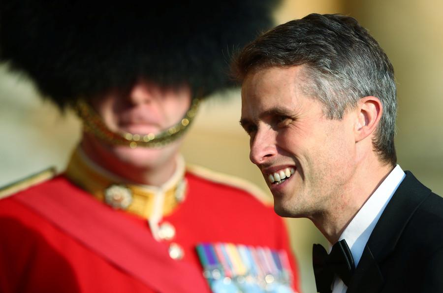 Williamson two-step: UK minister tweets & deletes congrats on 'Salisbury suspect revealed'