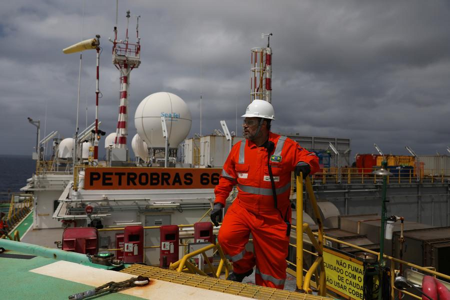 US fines Brazil's oil giant Petrobras $853mn for bribery