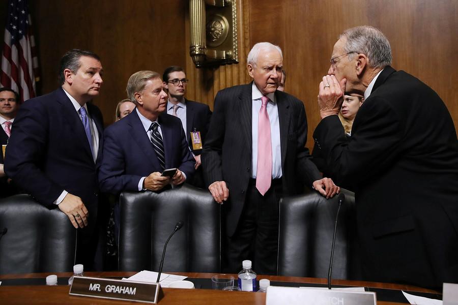 GOP senators' personal data flashed on Wikipedia, House inside job suspected