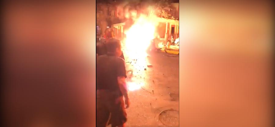 'Body parts & crazy fire': Deadly car explosion shakes Pennsylvania town