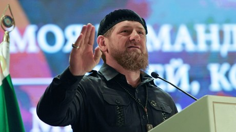 'They don't care about children': Kadyrov blasts US for halting Palestinian aid