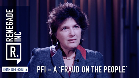 Private Finance Initiative: A fraud on the people?