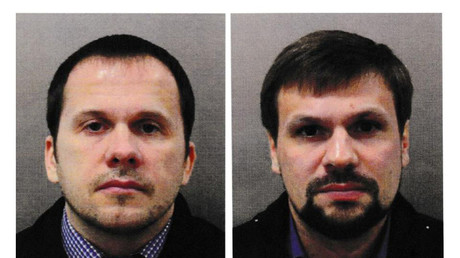 Names of 'Russian suspects' in Skripal case published by UK don't mean anything to us – Moscow