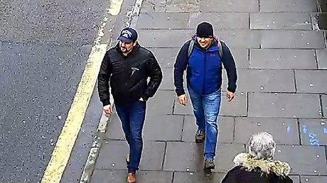 Identical airport CCTV time stamp puzzles online detectives in Skripal saga