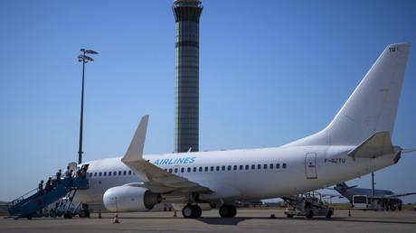 Cholera fear sees 136 passengers held on board flight in France