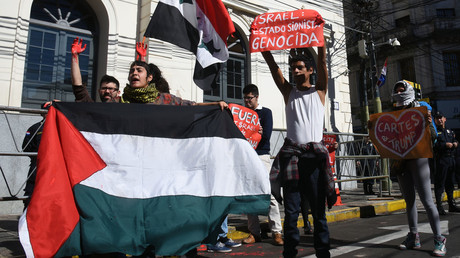 Paraguay cancels embassy move to Jerusalem, Israel responds by closing its embassy in Paraguay