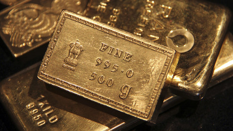 India getting rid of US Treasury securities and buying gold