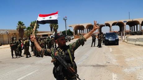 Syria's best chance?
