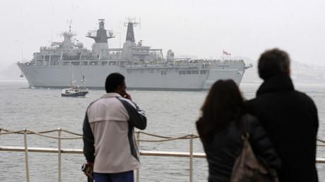 'Britain is Washington's sharksucker': China Daily lets rip at UK-US relationship