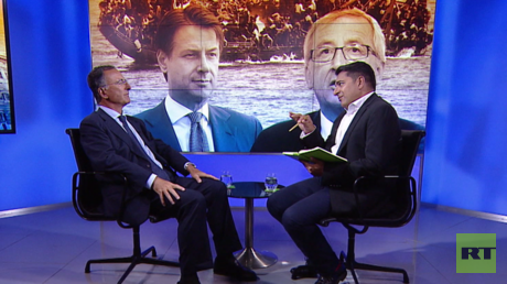 Italy's former financial minister on Salisbury. Plus PMQs and Italian rapper Egon (E651)