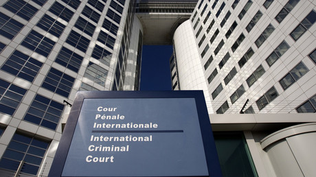 5b95ee60dda4c8fb798b4637 'ICC is dead to us': US to use 'any means' to shield citizens & allies from war crime probes