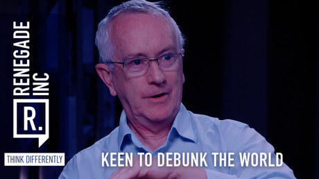 Keen to debunk the world