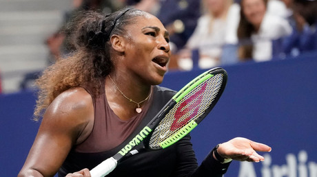 ITF backs 'experienced' & 'respected' umpire over 'regrettable' Williams US Open final tantrum