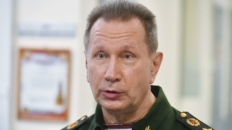 Army General Viktor Zolotov, Commander of Military Units of the Russian National Guard (Rosgvardiya) © Mikhail Voskresenskiy