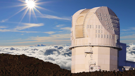 FBI and Blackhawk choppers: National Solar Observatory shuts over mysterious 'security issue'