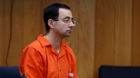 Ex-USA Gymnastics president arrested for 'tampering with Nassar evidence'