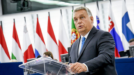 EU's 'dangerous' move to punish Hungary 'reveals its authoritarian grip'