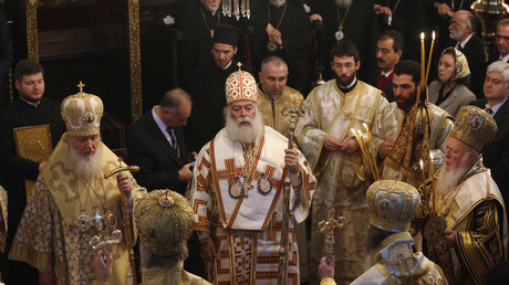 Biggest rift in modern Orthodox history? Russian Church won't work w/ Constantinople-chaired bodies